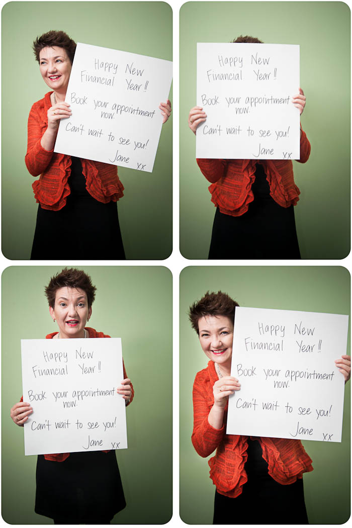 Jane Hadrill Accounting End of financial year promotion by Lindi Heap Photography