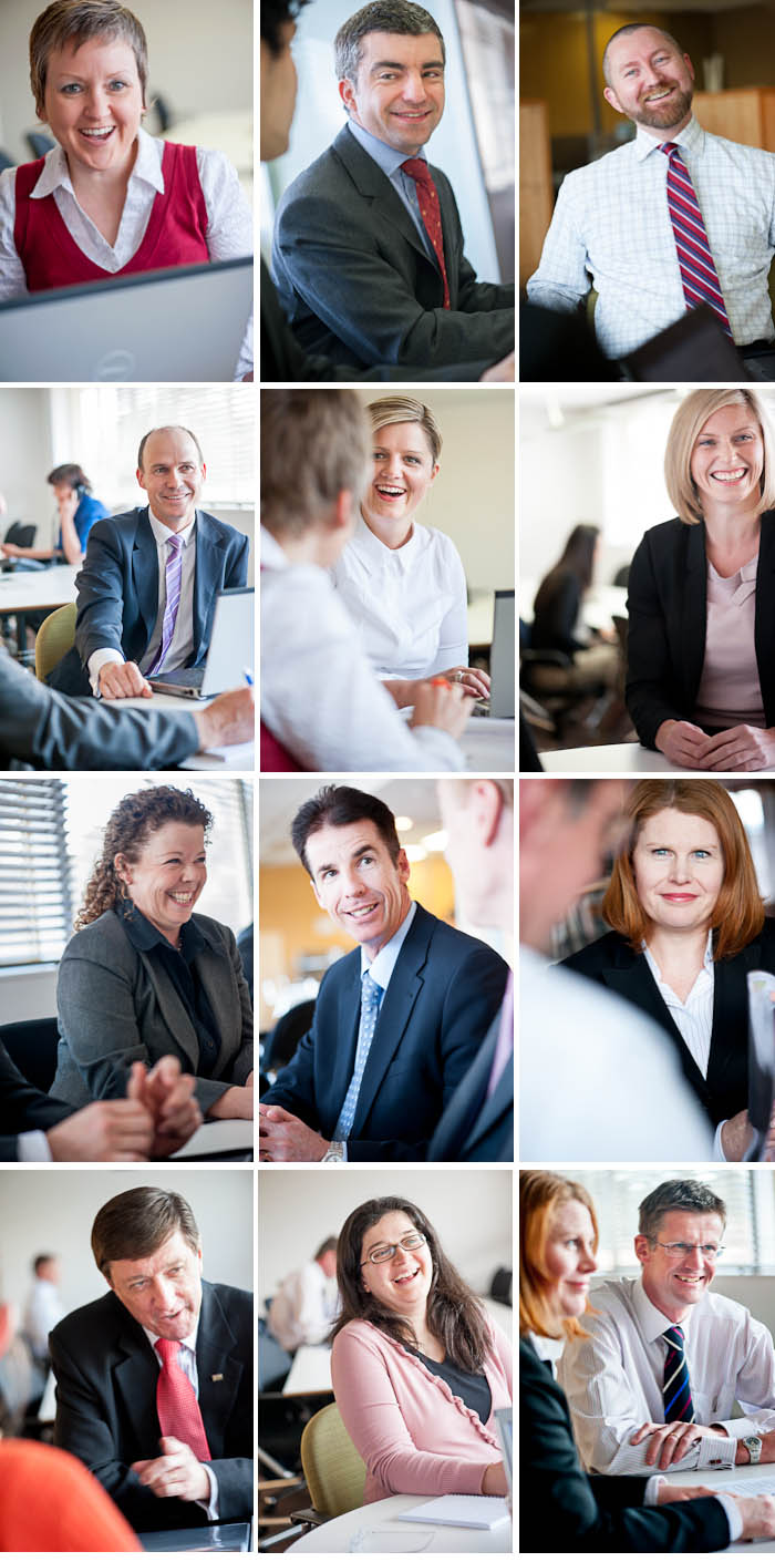candid corporate portraits for APIS Group by Lindi Heap Photographer