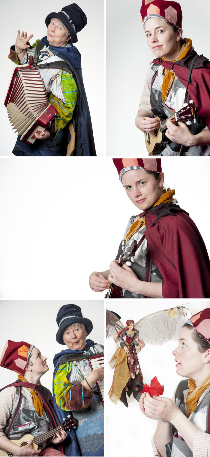 theatre production portraits by Lindi Heap Photography