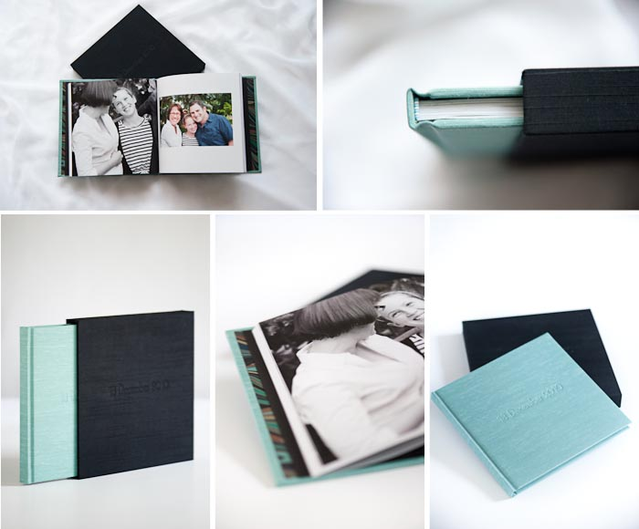 Handcrafted Photo books by Lindi Heap Phorography