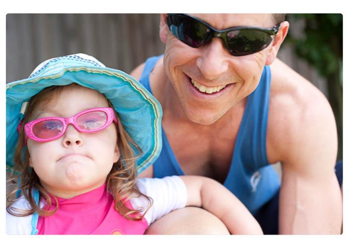 Fun family portrait by Lindi Heap Photography