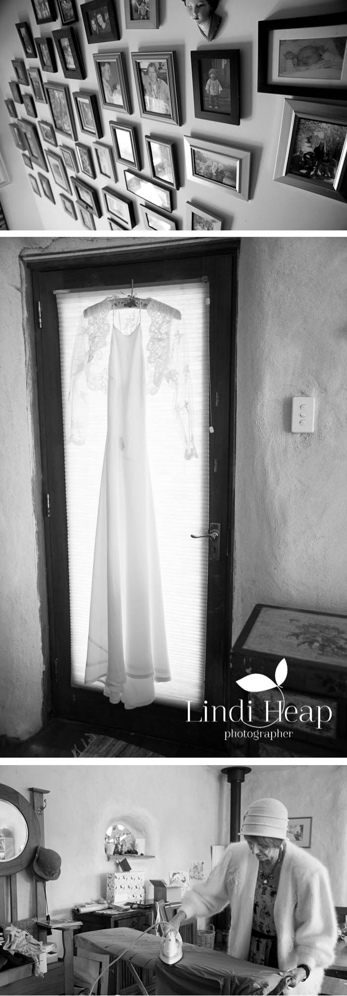 Gundaroo, NSW Vintage Winter Wedding by Lindi Heap Photographer