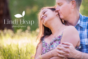 Couple Portrait by Linsi Heap Photography, Weston Park, Canberra, Australia