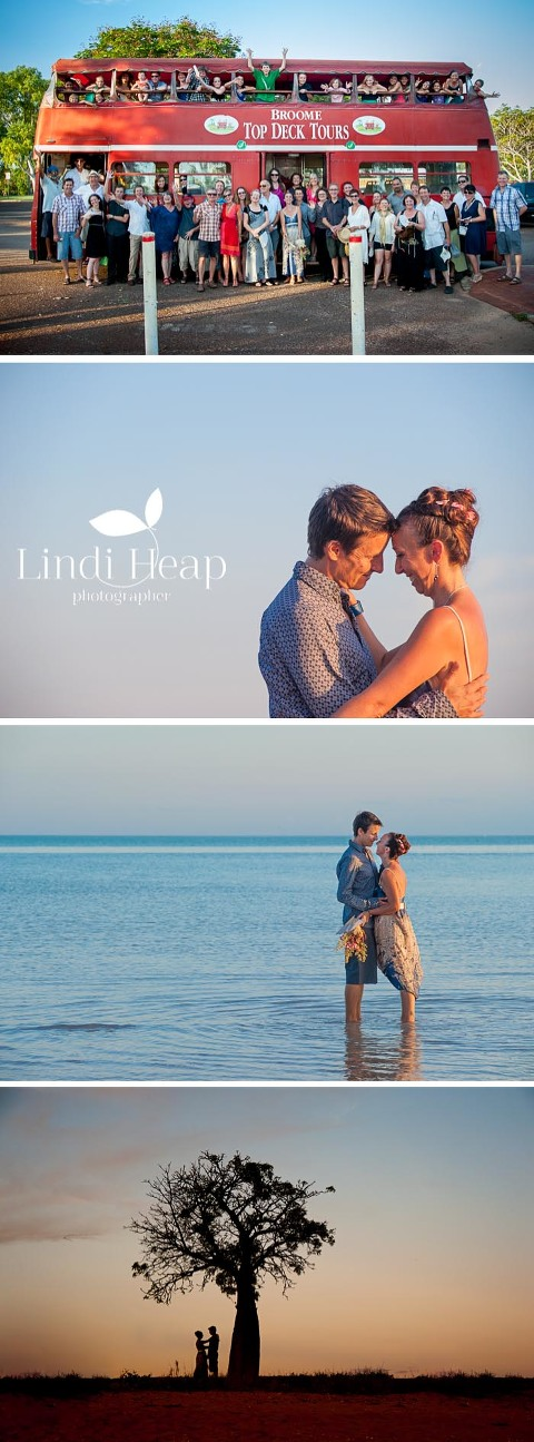 Wedding in Broome, Photography by Lindi Heap