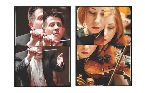 Canberra Symphony Orchestra 2013 brochure images by Lindi Heap