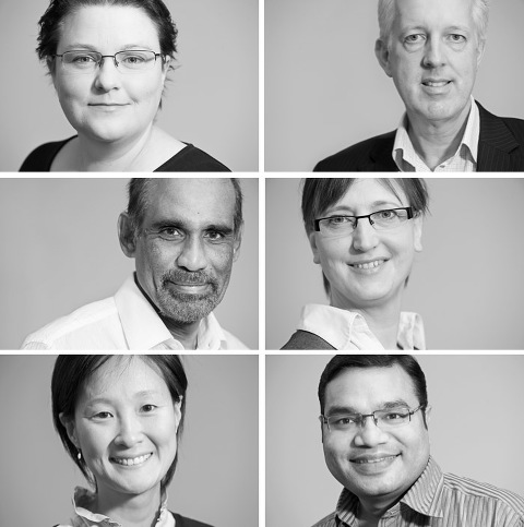 Corporate Portraits for Clarke Keller Architecture by Lindi Heap Photography