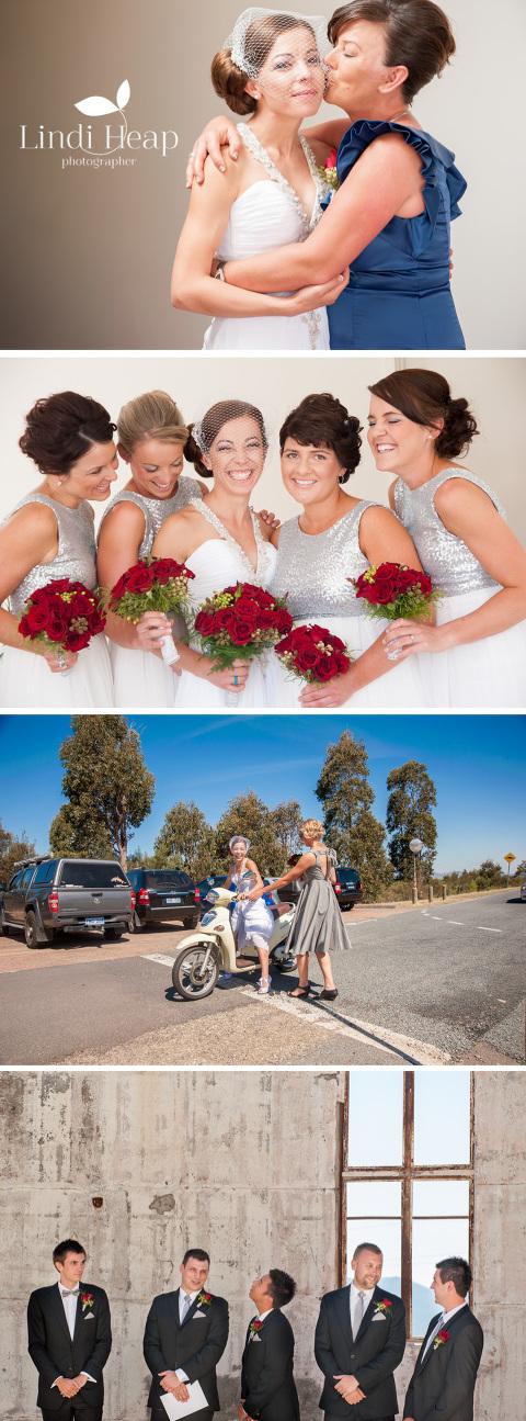 Mt Stromlo Wedding by Lindi Heap, Canberra Wedding Photographer